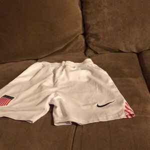 Boys Nike USA shorts